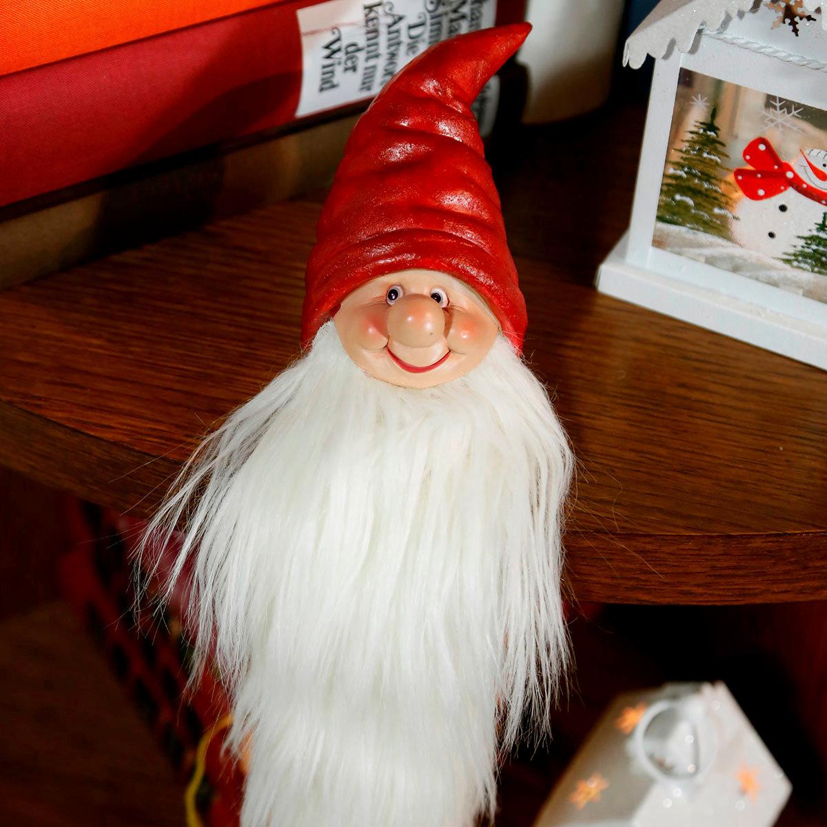 Weihnachts-Wichtel Rauschebart, klein | #3