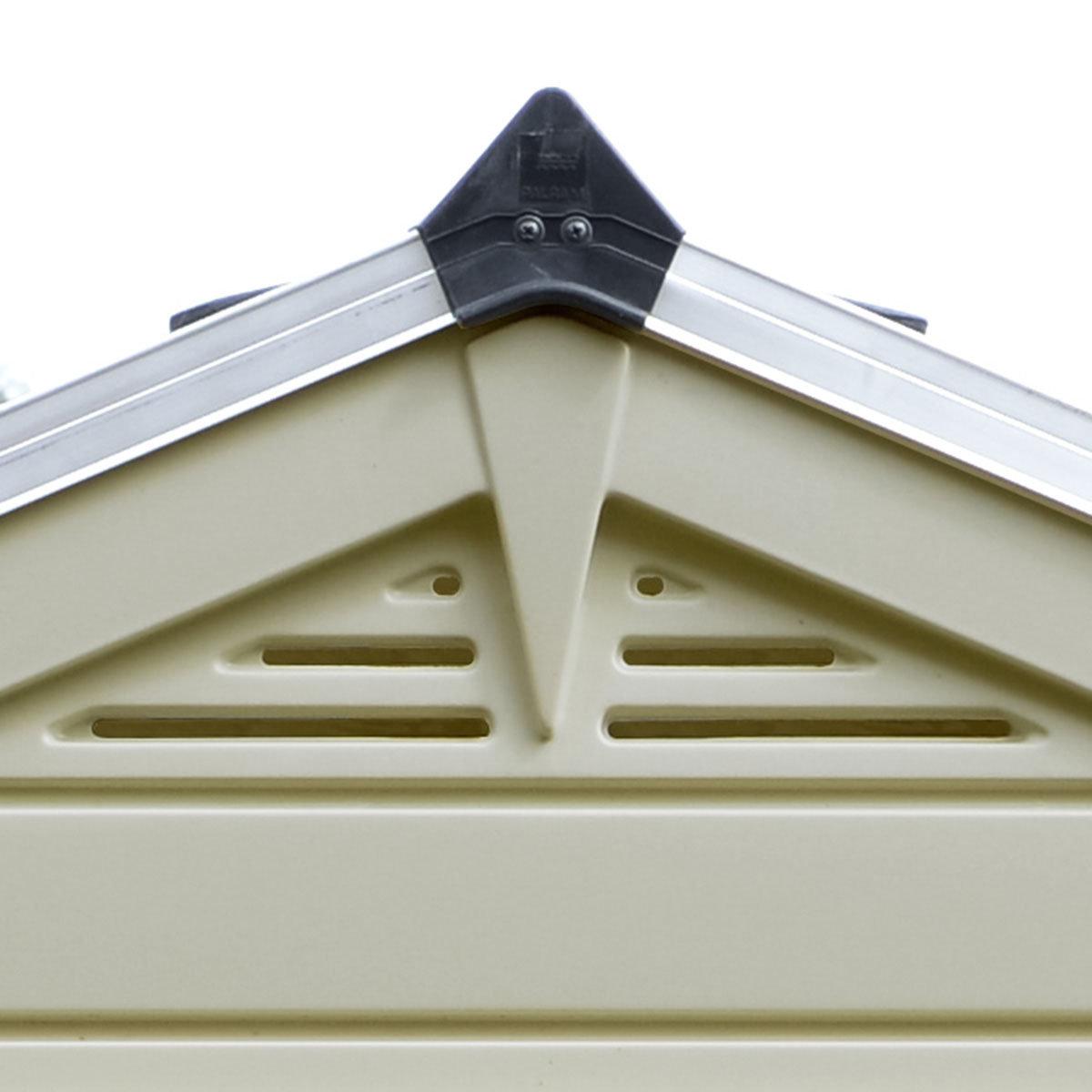 Skylight Tan Gartenschuppen 6 x 5', beige-braun | #3