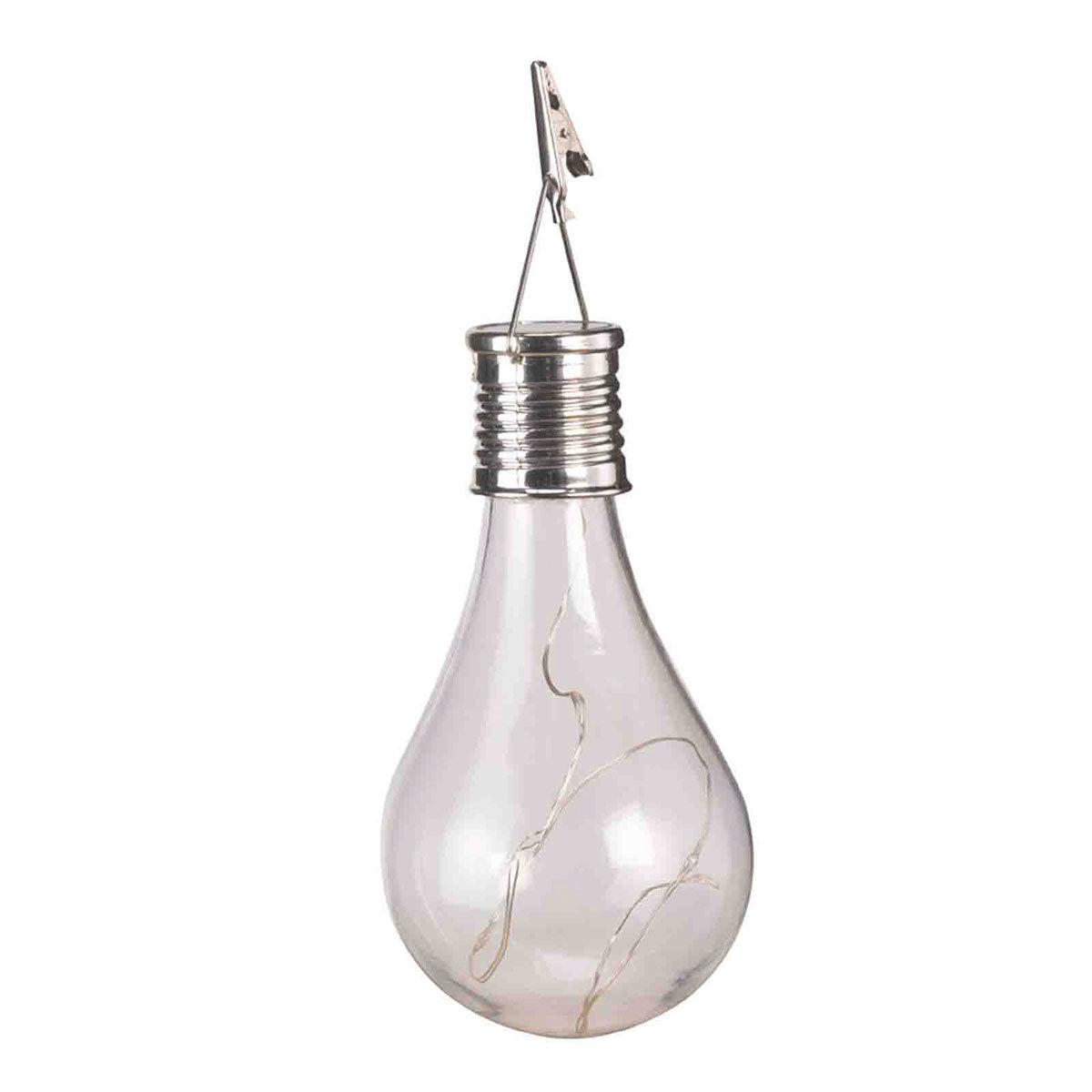 Solar-Glühbirne Edison, 6er-Set | #3