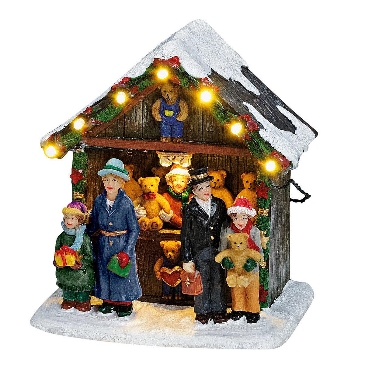 Miniatur-LED-Markt-Stand Spielwaren | #3
