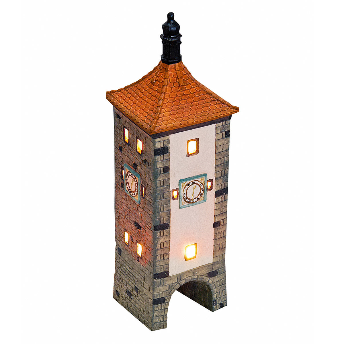 Miniatur-Lichthaus Siebertsturm in Rothenburg | #3