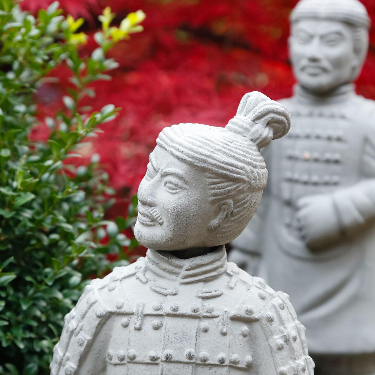 Terracotta-Krieger, stehend | #3