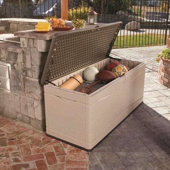 lifetime kissenbox xxl 495 liter von g rtner p tschke. Black Bedroom Furniture Sets. Home Design Ideas
