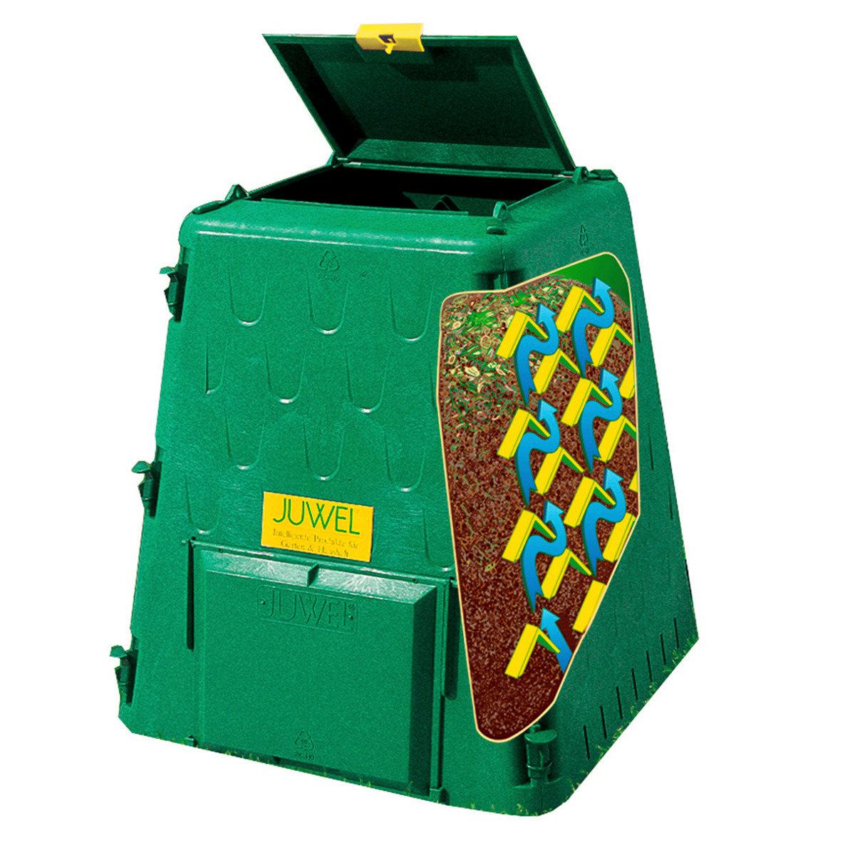 Thermokomposter JUWEL Aeroquick 290 Liter | #3
