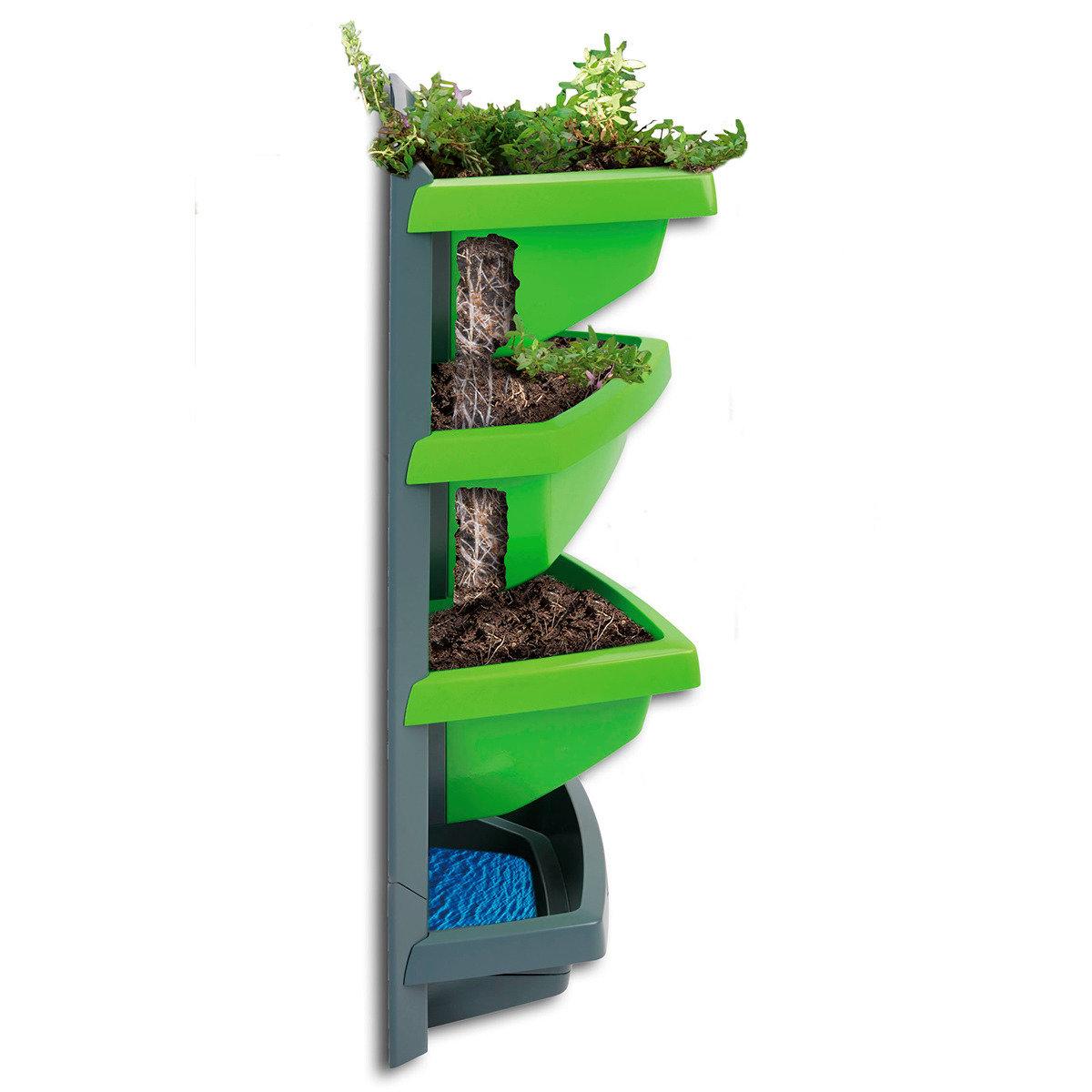 JUWEL Vertical Garden Grundelement, limette | #3
