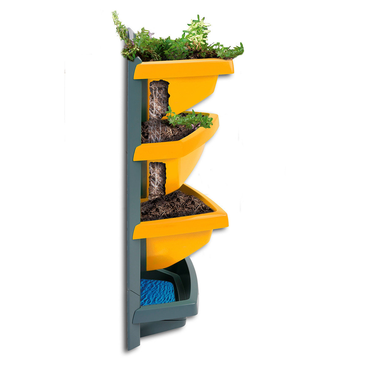 JUWEL Vertical Garden Grundelement, safran | #3