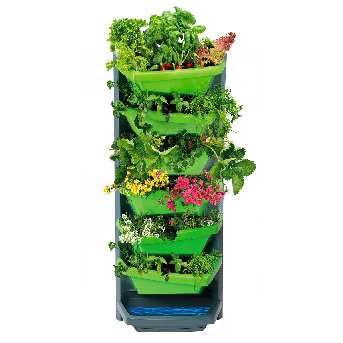 JUWEL Vertical Garden Aufbauelement, limette | #3