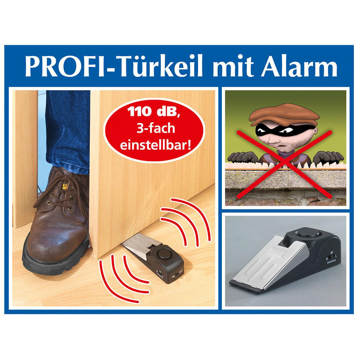 Türkeil mit Alarmfunktion | #3