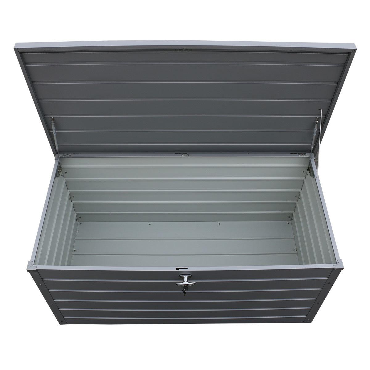Metall-Gerätebox Palladium | #3
