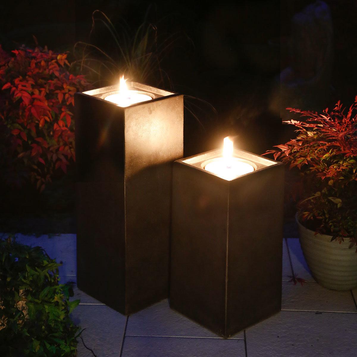 Terracotta-Lampe Luminous, groß | #3