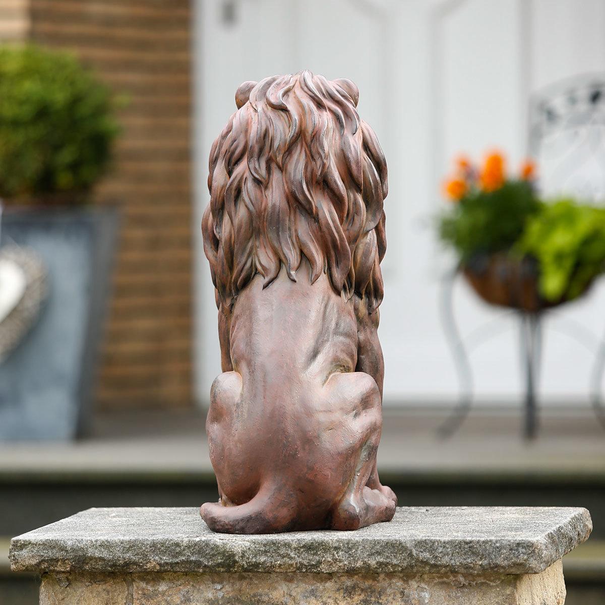 Gartenfigur King Leo | #3