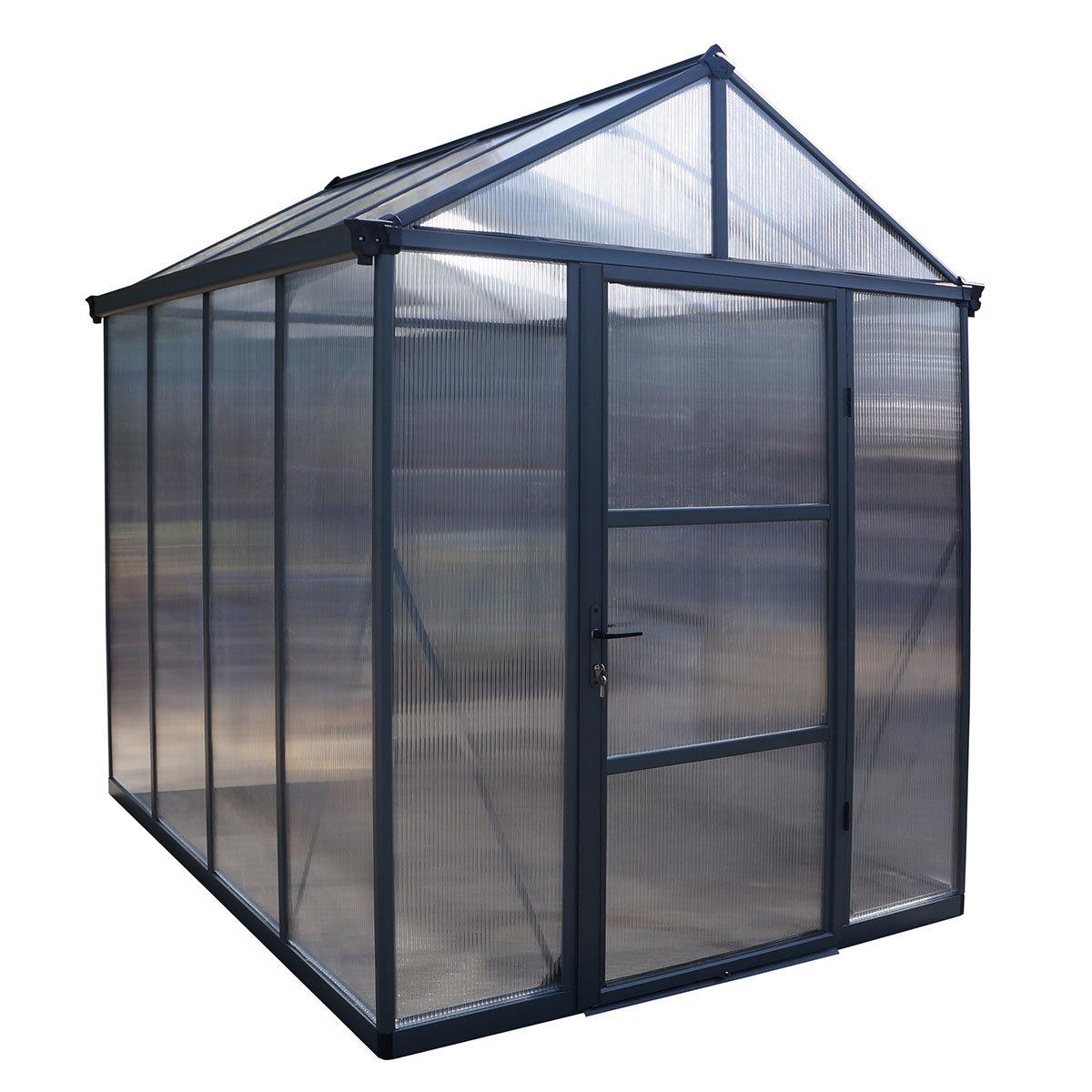 gew chshaus glory 6 x 8 39 online kaufen bei g rtner p tschke. Black Bedroom Furniture Sets. Home Design Ideas