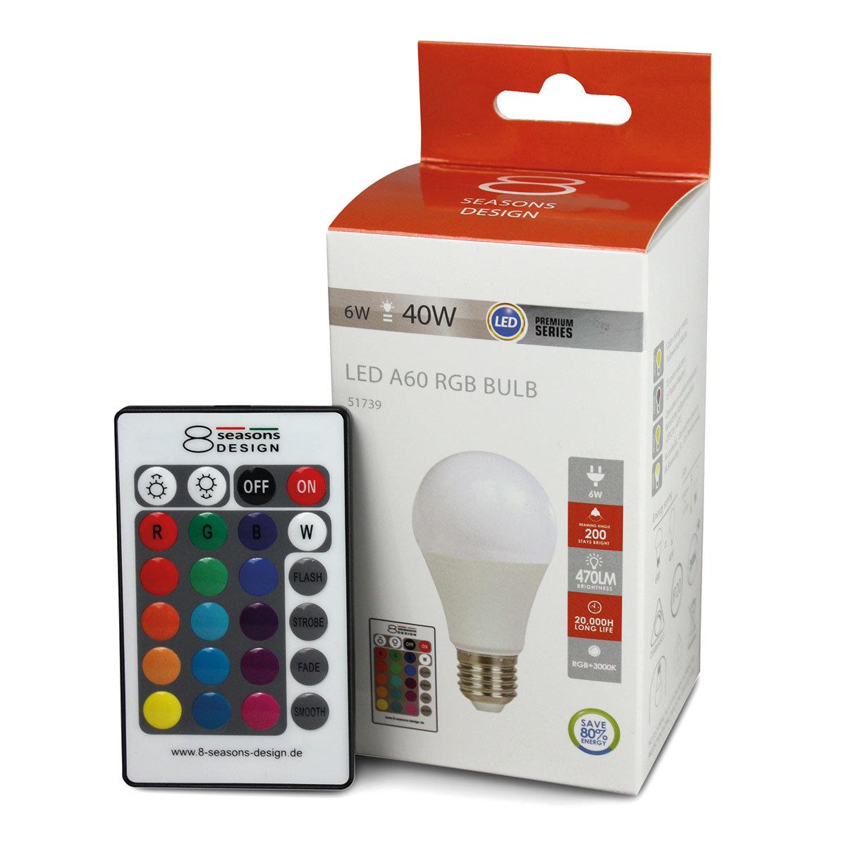 Super LED-Lampe Shining Globe, 60 | #3
