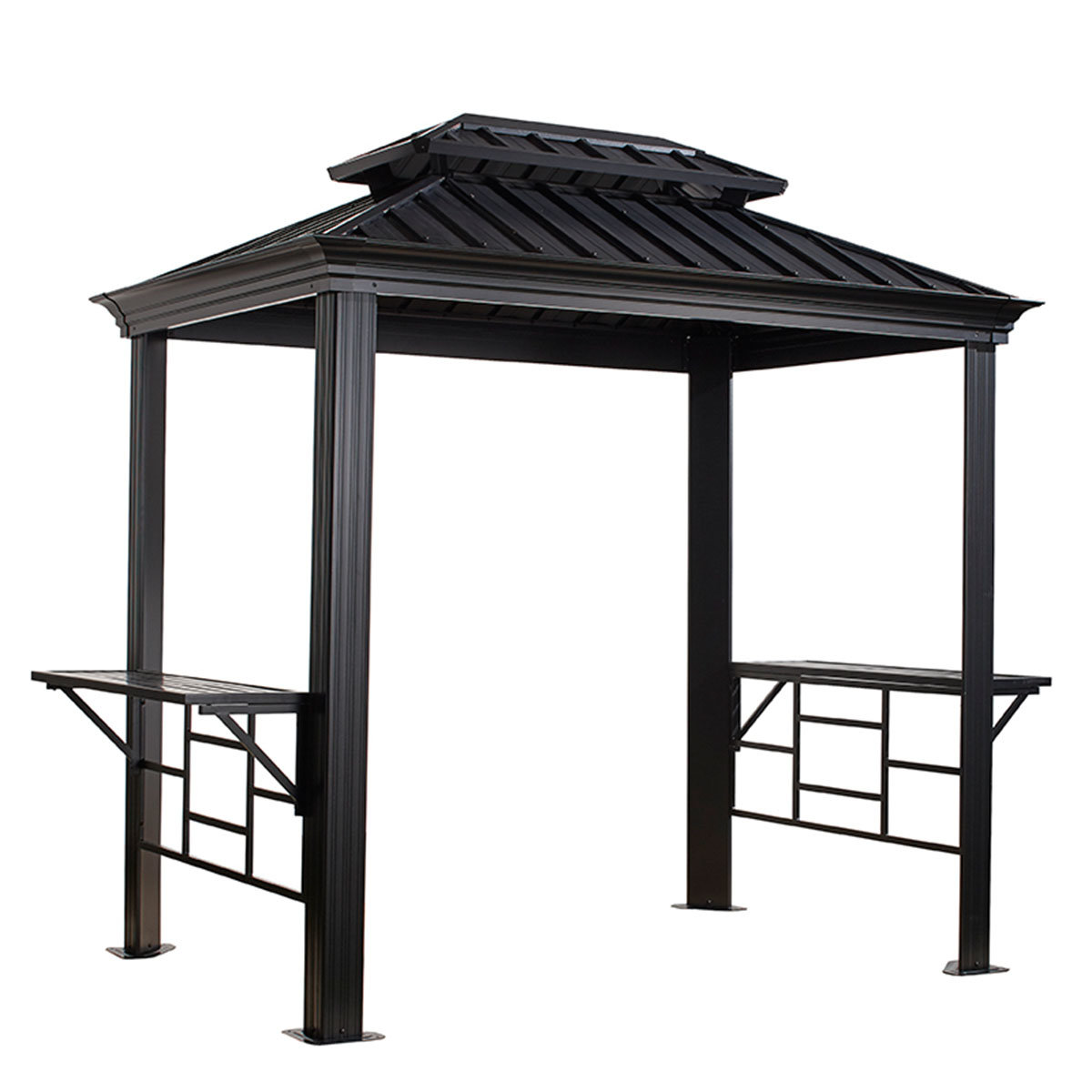 BBQ Pavillon Messina 6x8 | #3