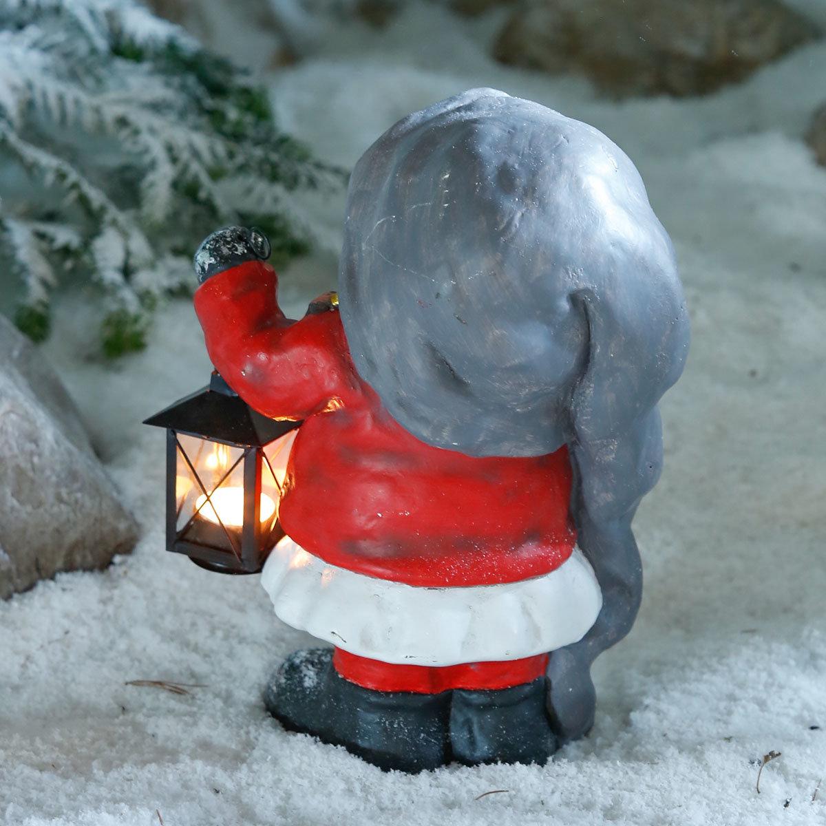 Winterwichtel Wilma mit Laterne | #3