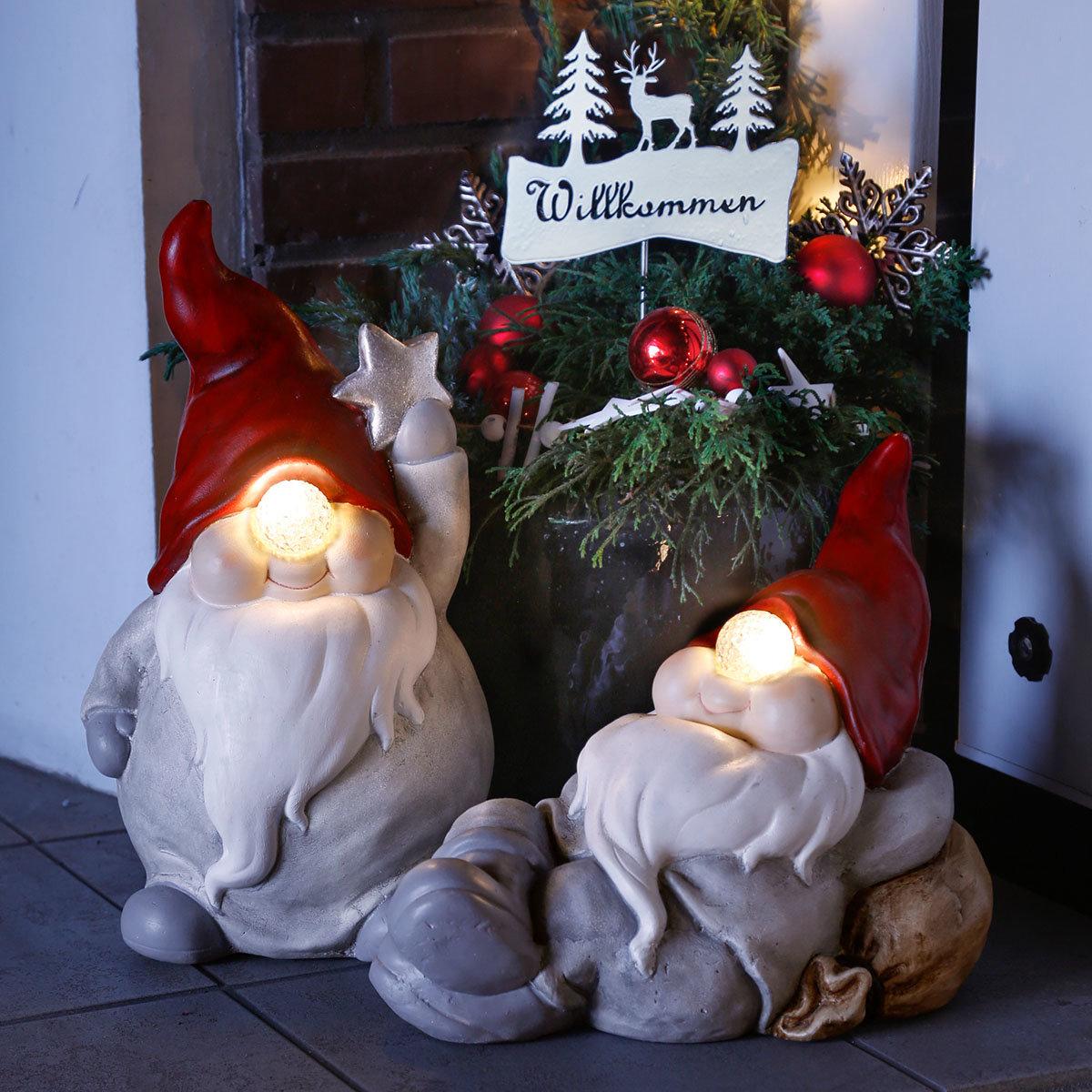 LED-Winterwichtel Udo | #3