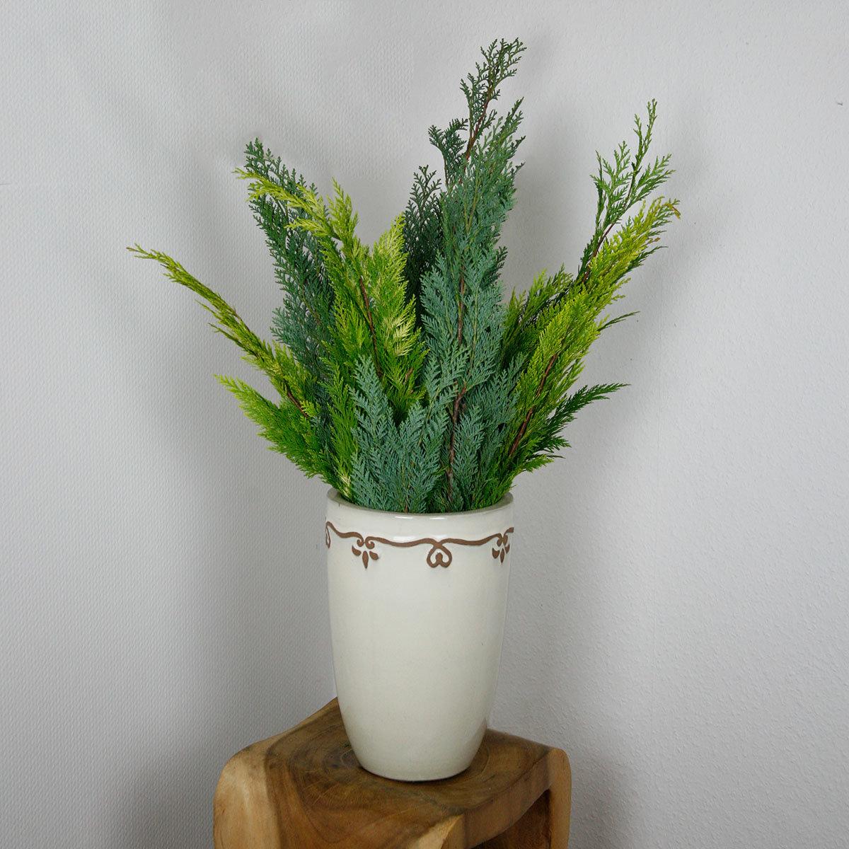 Koniferen-Handbund, grün 350 g   #3