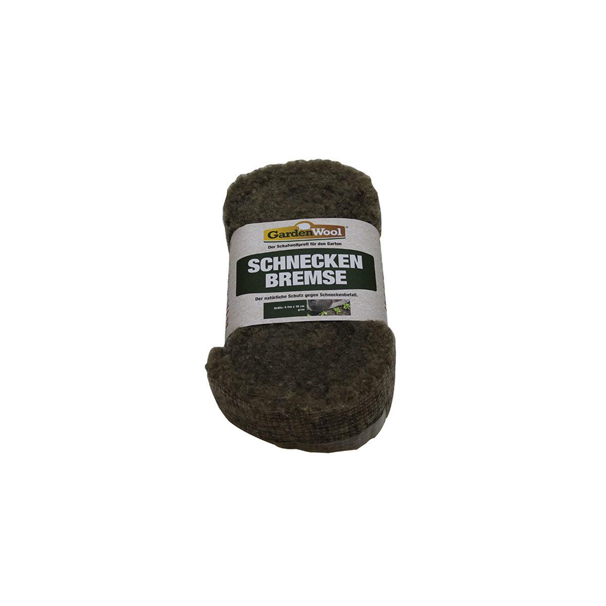 Schafwoll-Schneckenbremse | #3