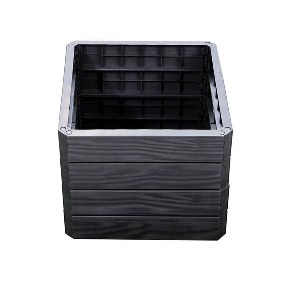 ERGO QUADRO Hochbeetsystem L,80x80x25 cm | #3