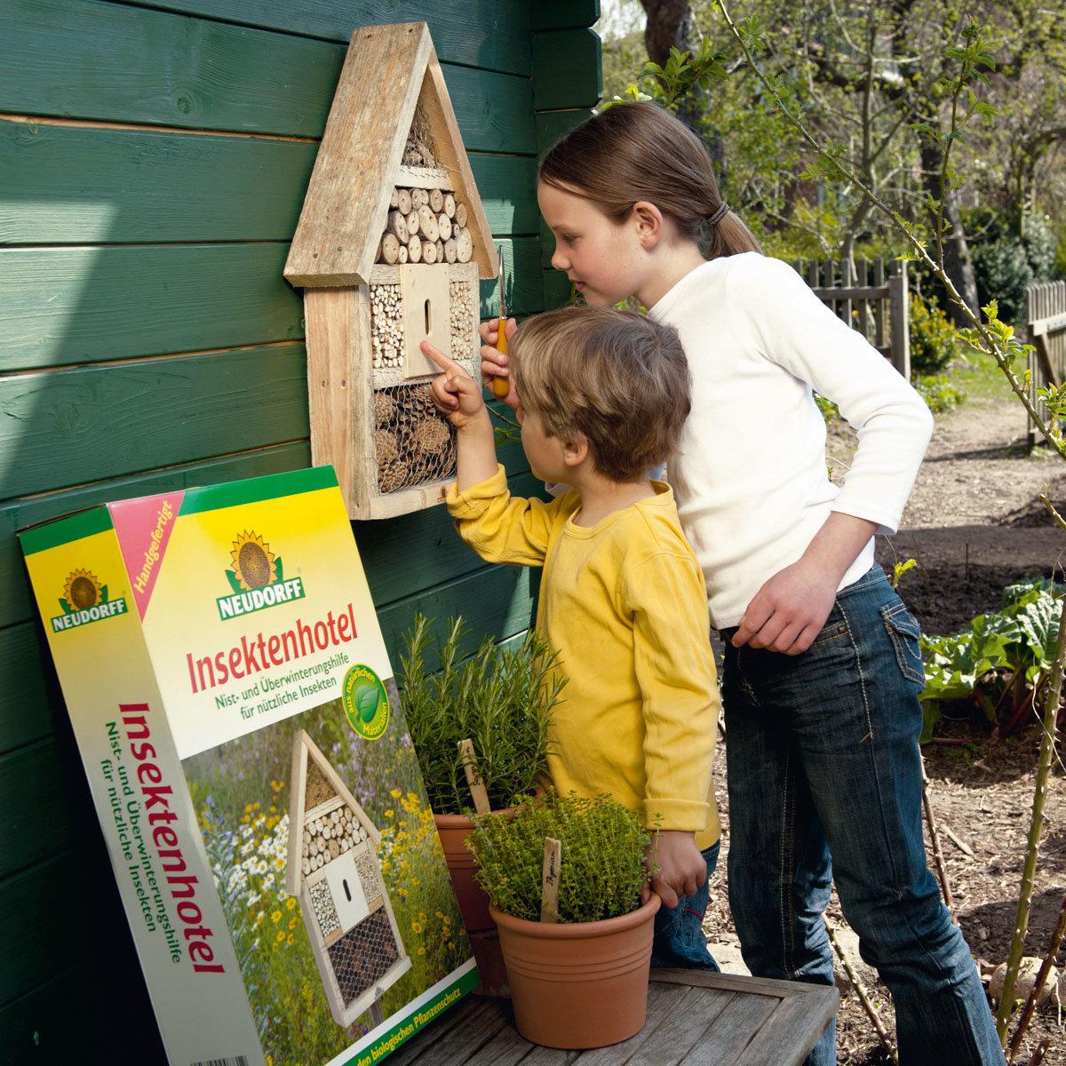 Wildgärtner® Freude Insektenhotel | #3