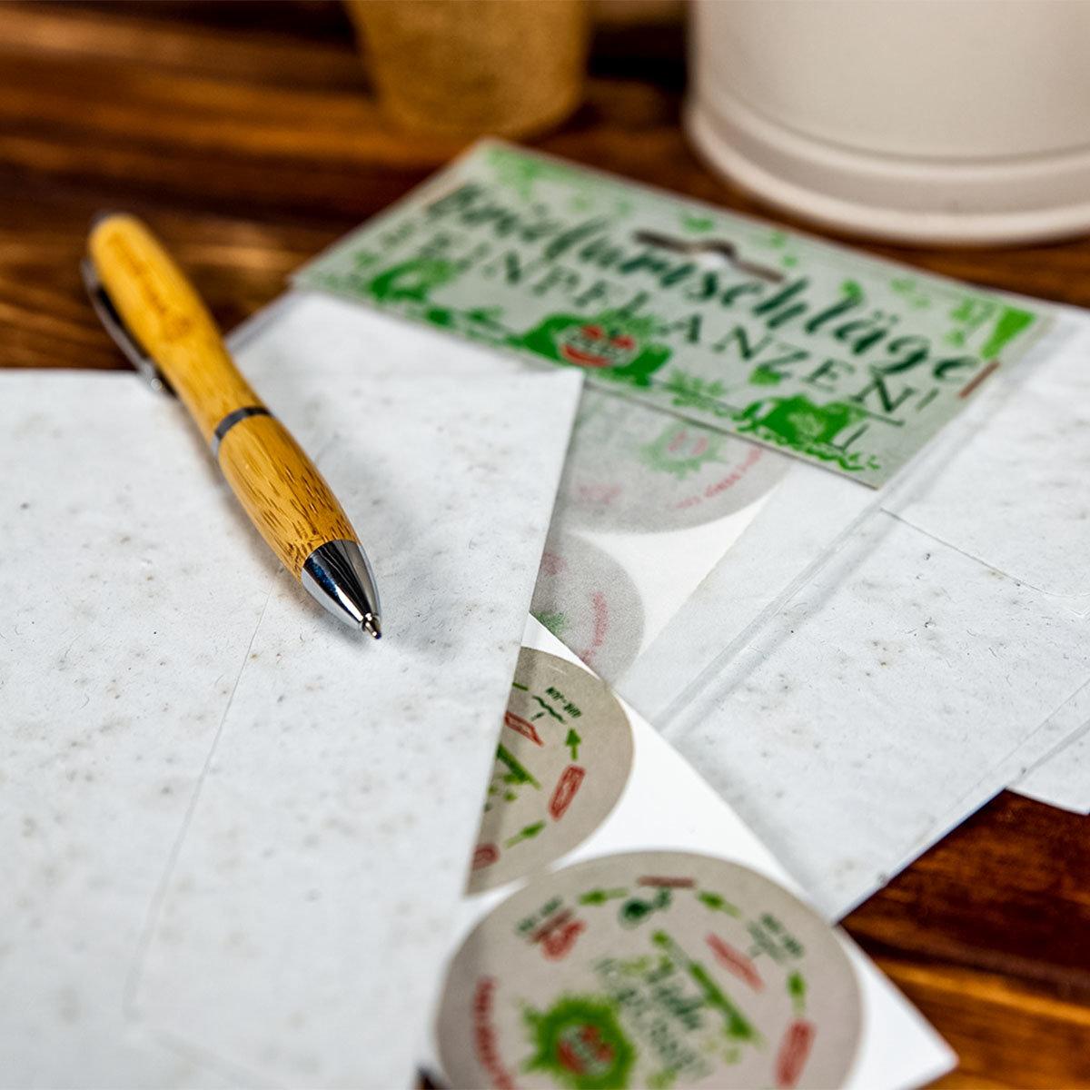 Saatgut Briefumschläge - Blumenmischung - 3 Stück | #3