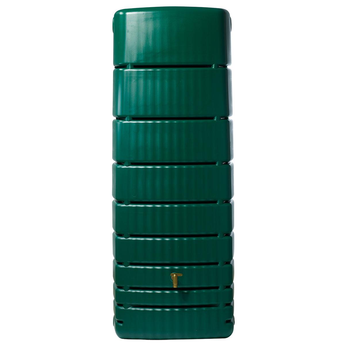SLIM Wandtank 650 L, dunkelgrün   #3
