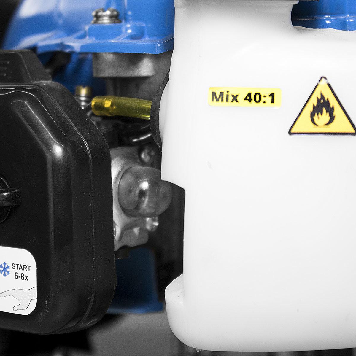 Benzin-Heckenschere GMH 550   #3