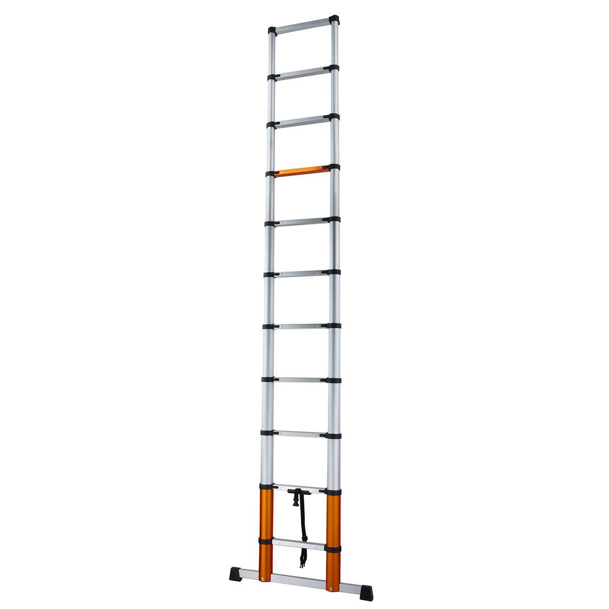 Teleskopleiter Giraffe Air 3,20 m mit Stand- & Quertraverse | #3