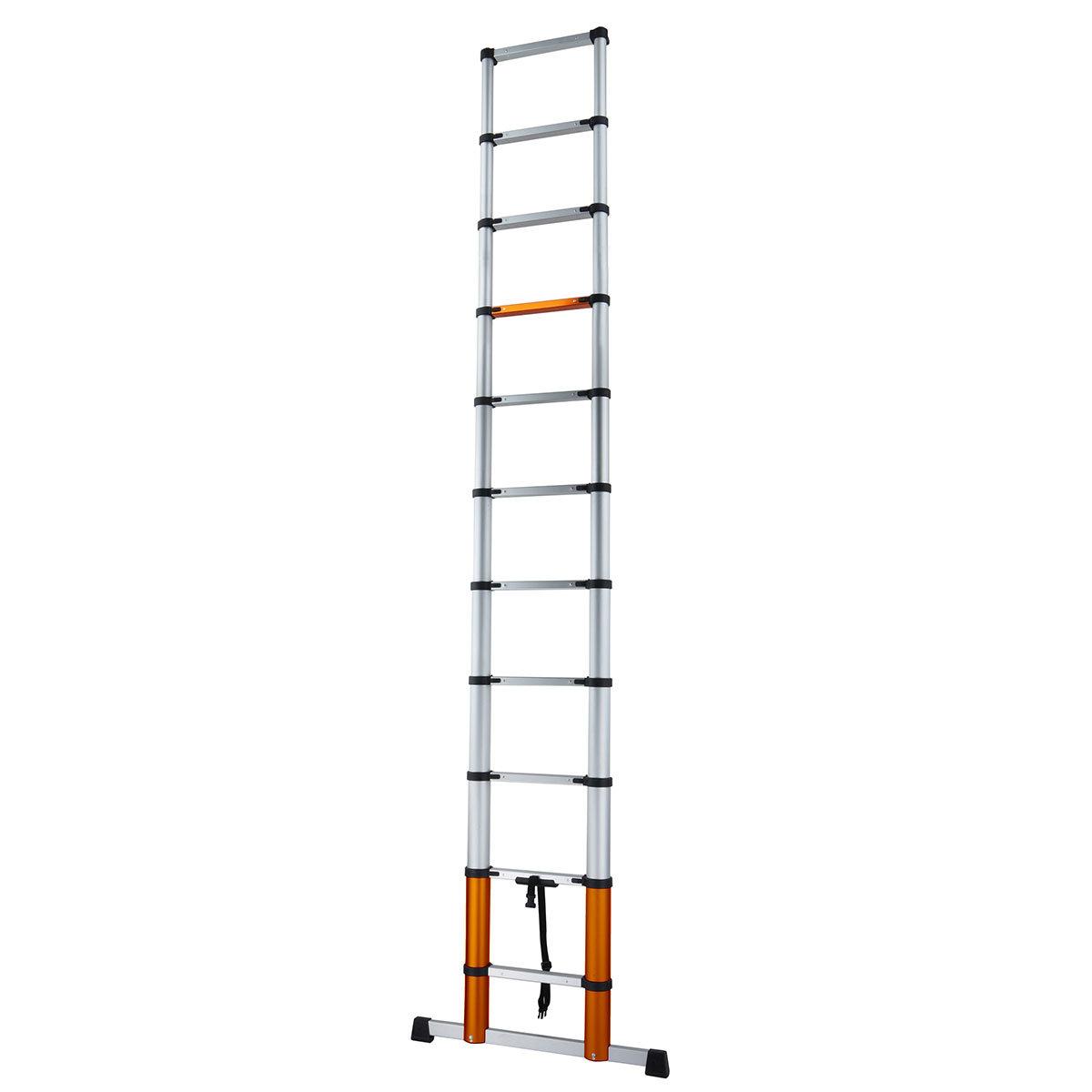 Teleskopleiter Giraffe Air 3,27 m mit Stand- & Quertraverse | #3