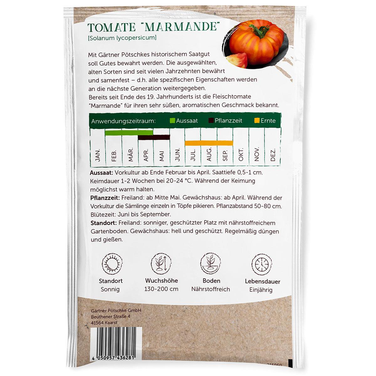 Tomatensamen Marmande   #3