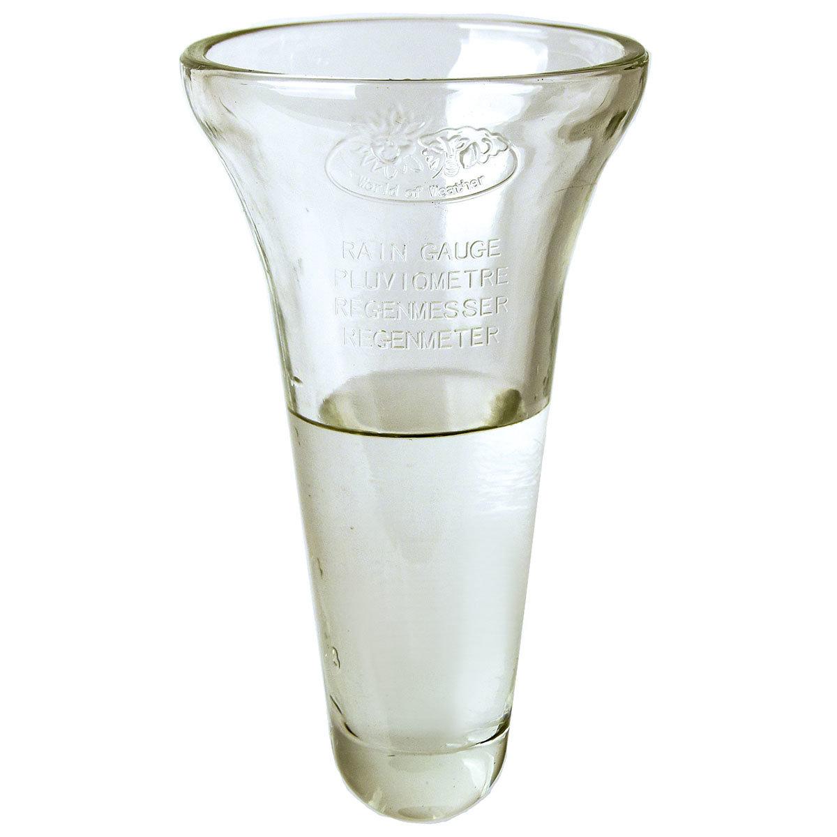 Regenmesser Deluxe, aus Glas, ca. 133 cm | #3