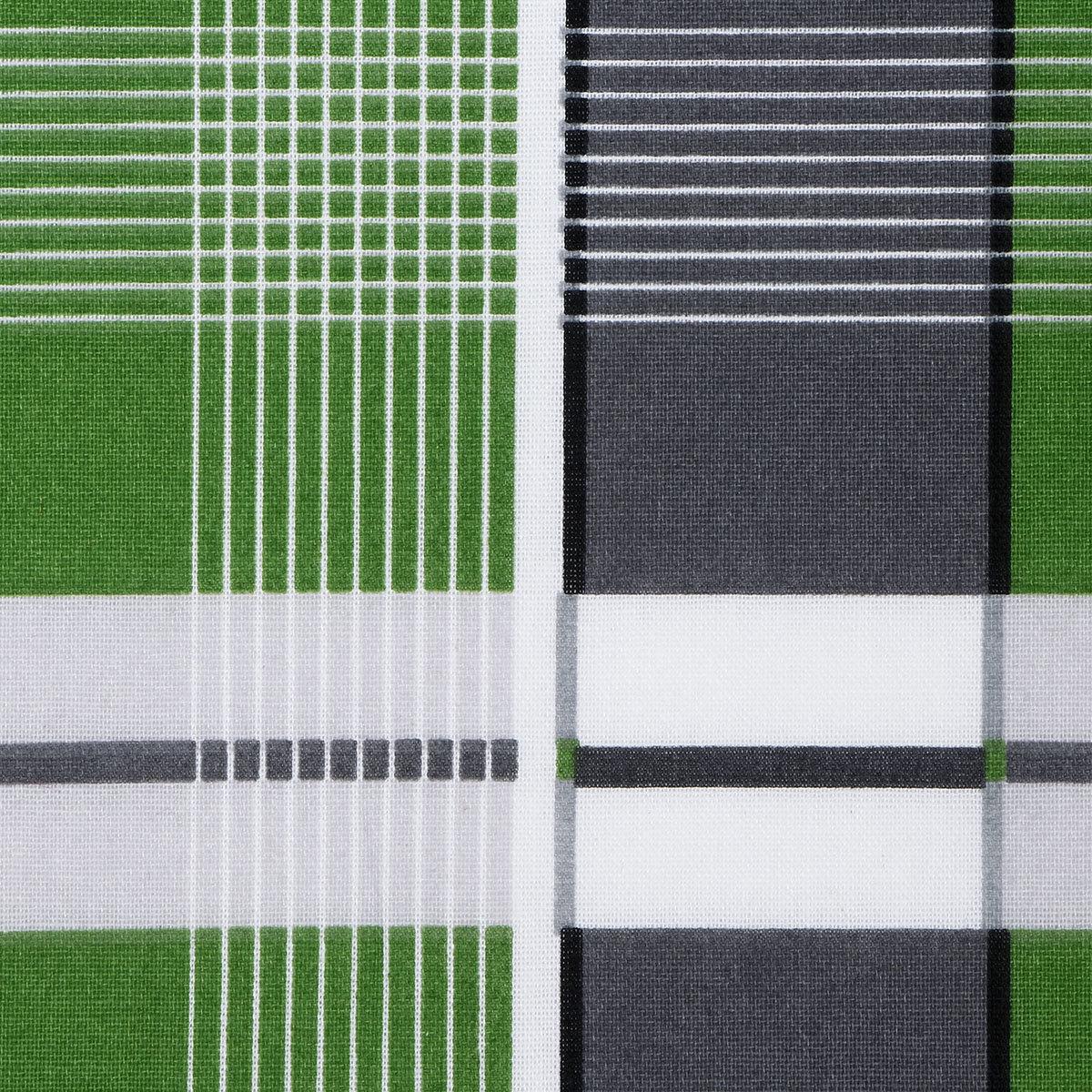 Hochlehner-Auflage Gabi, karo grün | #3