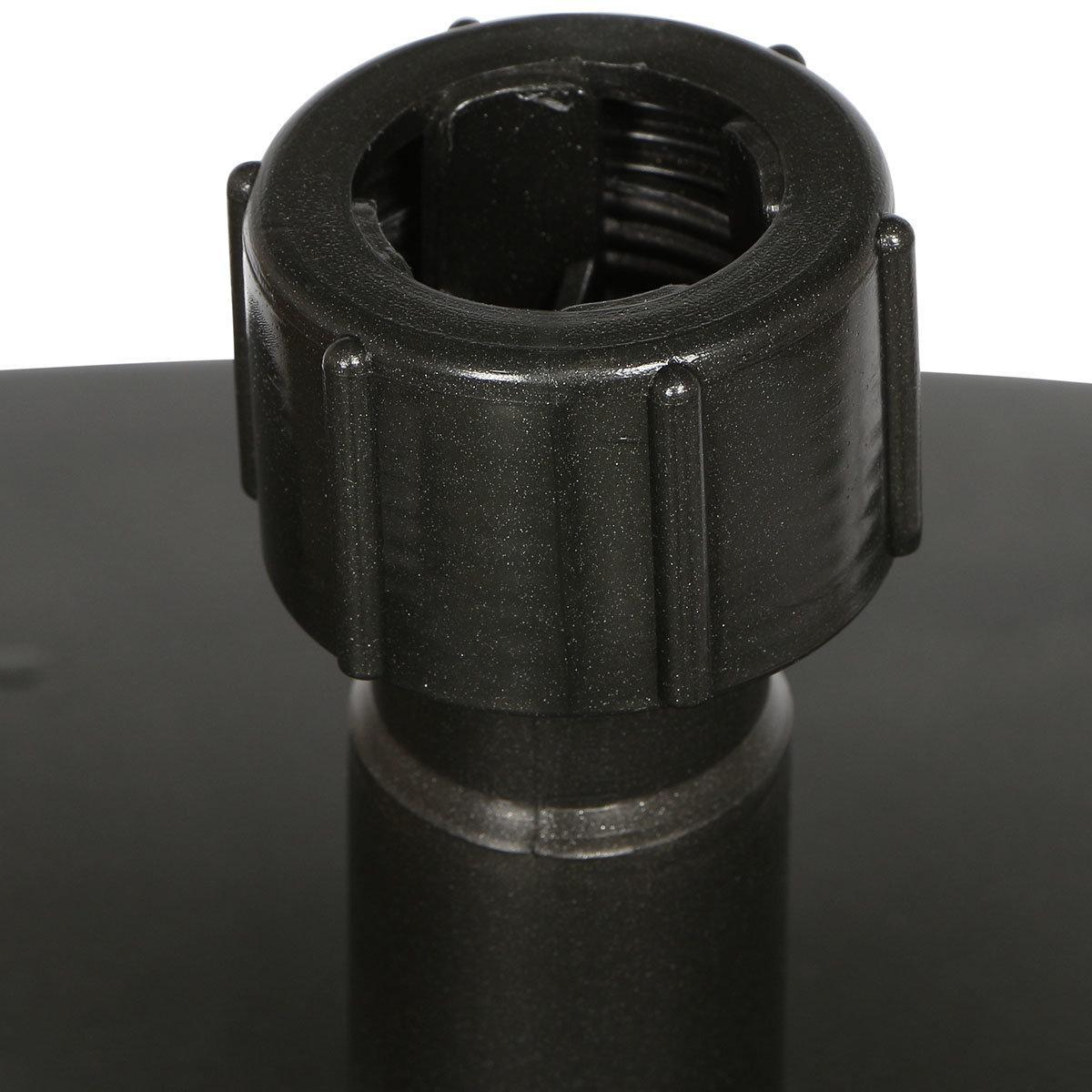 Schirmständer für Schirmstöcke 18-32 mm, 20l, befüllbar, anthrazit | #3