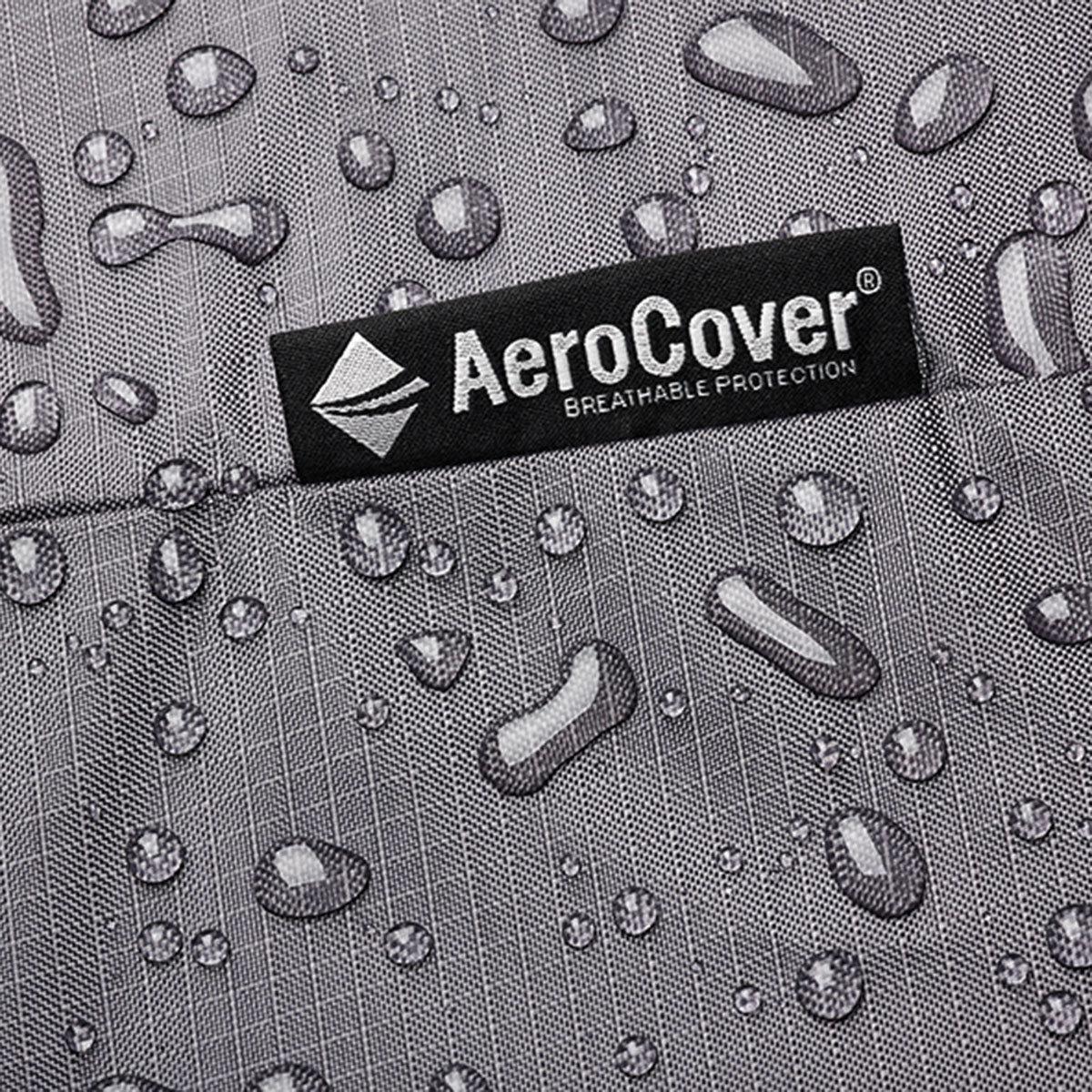 Schutzhülle AeroCover für Ampelschirme mit gebogenem Standrohr | #3