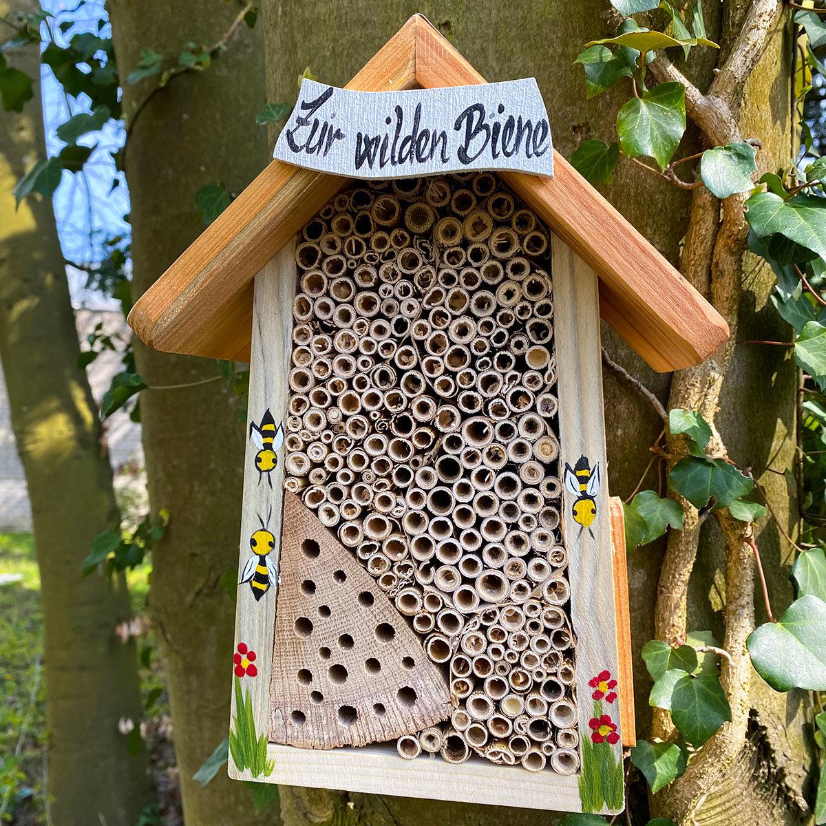 Bienenhotel zur Wilden Biene | #3