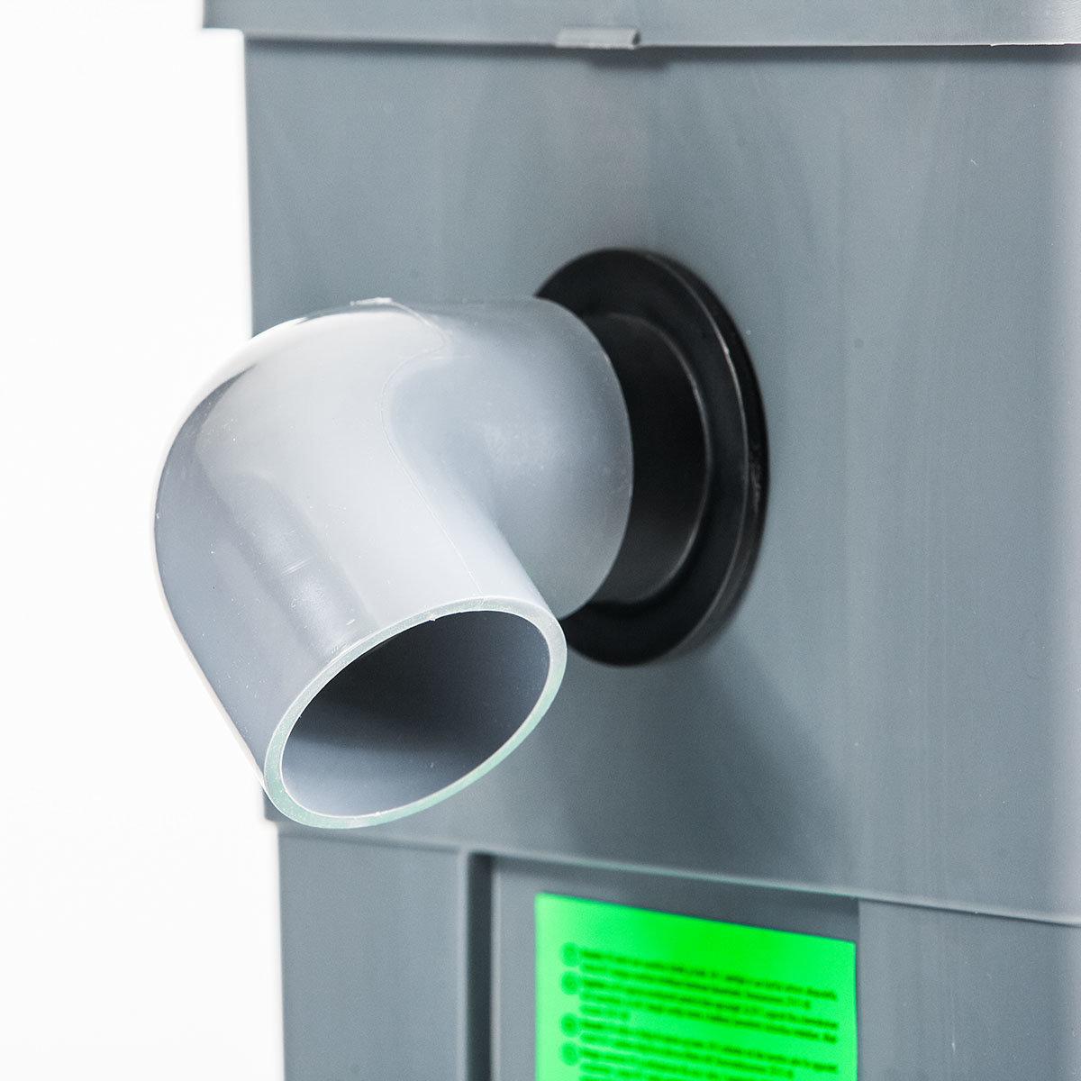 Durchlauffilter-Set 10m³ - 3300 L/h | #3