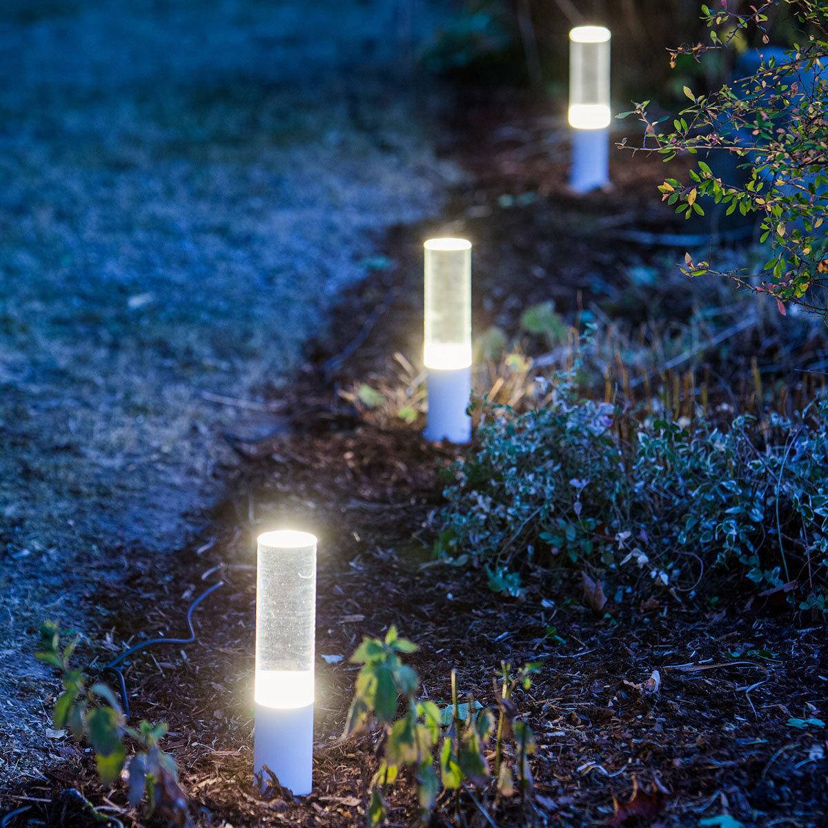 Smart Light Uferleuchte, 3 W, Metall, warmweiss | #3