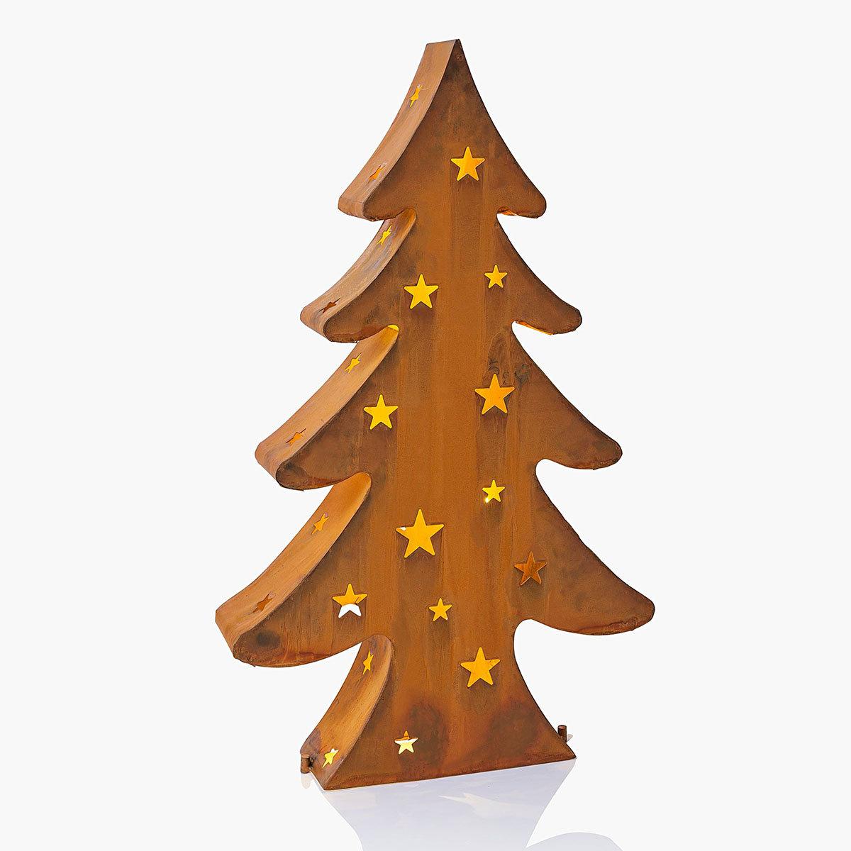 Tannenbaum mit LED-Lichterkette, 60 cm | #3