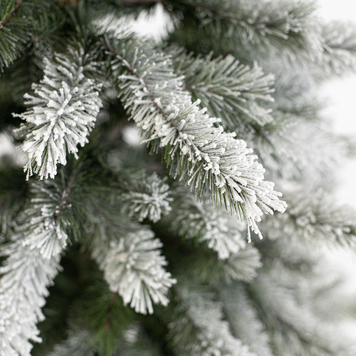 Künstlicher Weihnachtsbaum Kiefer mit Schneeoptik, 150 cm   #3
