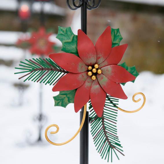 Weihnachts-Laterne Nostalgie, 3er-Set | #3