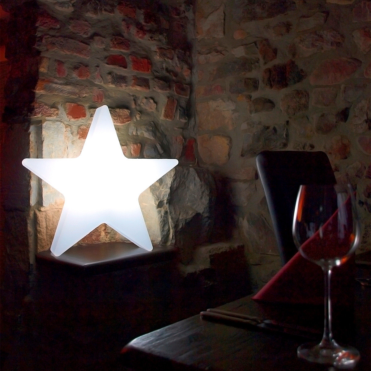 maxi leuchtstern shining star gro von g rtner p tschke. Black Bedroom Furniture Sets. Home Design Ideas