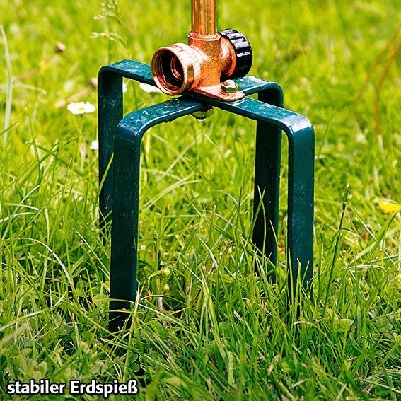 Wassersprinkler Rasensprenger Rain Dance | #3