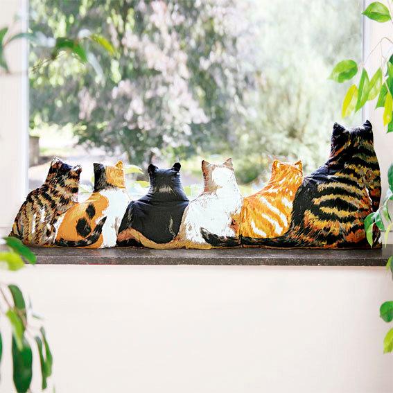 Zugluft-Stopp Katzenbande | #3