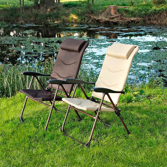 Camping-Stuhl Lido, schwarz | #3