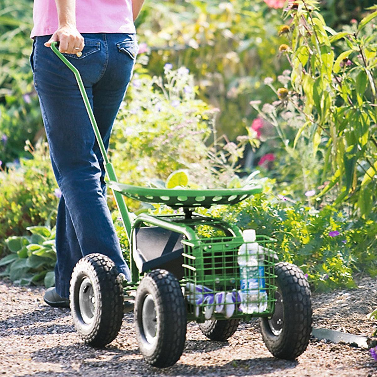 Garten-Scooter   #3
