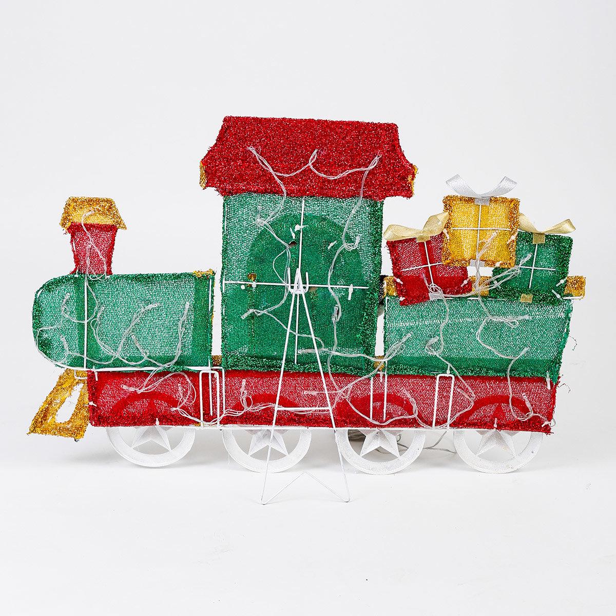LED-Weihnachts-Lokomotive Tuff-Tuff | #4