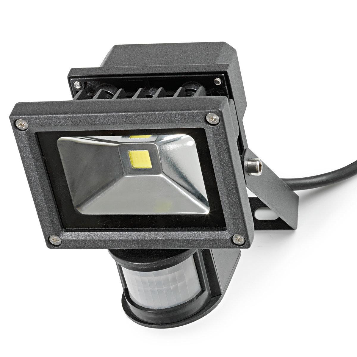 LED-Außenstrahler mit Bewegungsmelder | #4