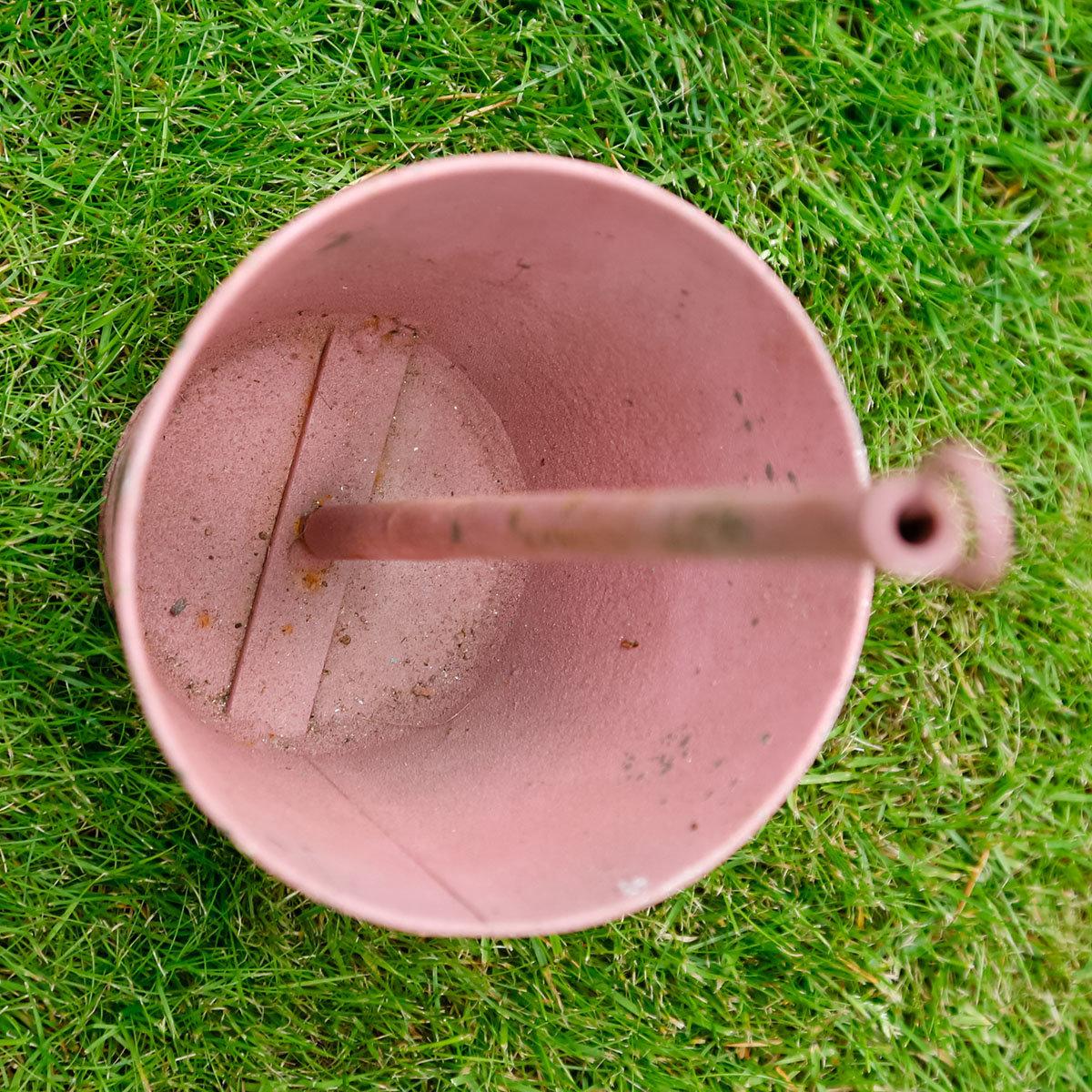 Hängende Pflanztöpfe Swing pink, 3er-Set   #4