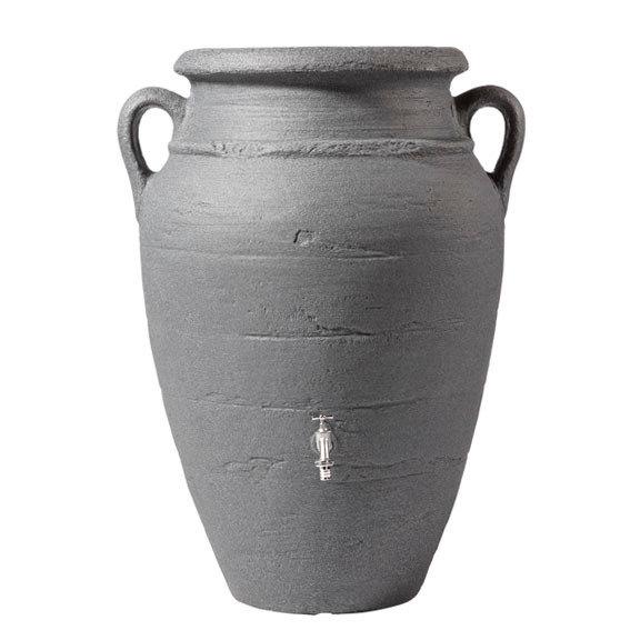Regenwassertank Amphore 360 Liter, granit | #4