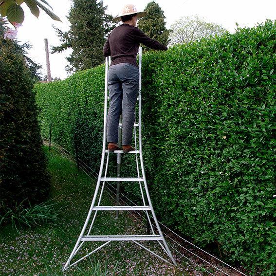 NIWAKI 3-Holm-Gartenleiter 180 cm | #4